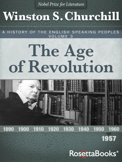 History of the English-Speaking Peoples Vol. 3