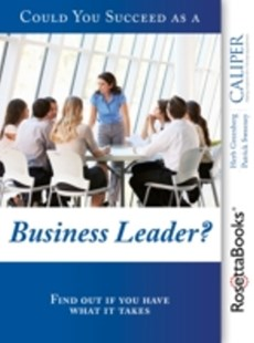 (ebook) Could You Succeed as a Business Leader? - Business & Finance Careers