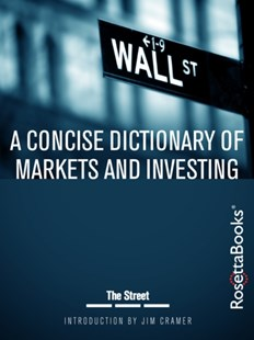 (ebook) Concise Dictionary of Markets and Investing - Business & Finance Finance & investing