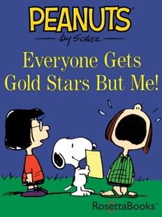 (ebook) Everyone Gets Gold Stars But Me! - Children's Fiction