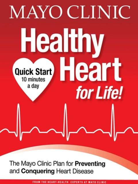 (ebook) Mayo Clinic Healthy Heart For Life!