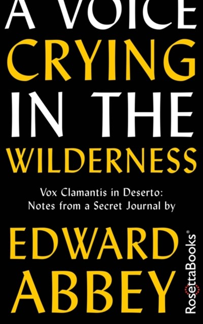 (ebook) Voice Crying in the Wilderness