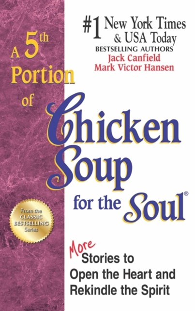 (ebook) 5th Portion of Chicken Soup for the Soul