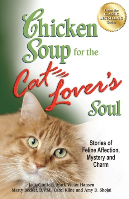 (ebook) Chicken Soup for the Cat Lover's Soul
