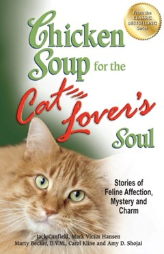 (ebook) Chicken Soup for the Cat Lover