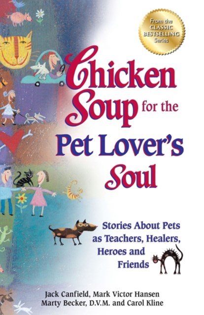 (ebook) Chicken Soup for the Pet Lover's Soul