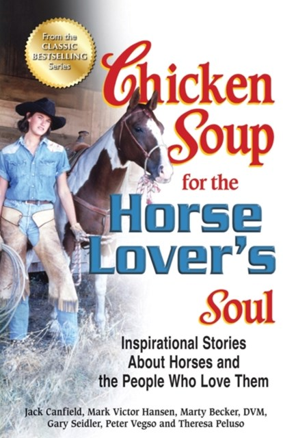 (ebook) Chicken Soup for the Horse Lover's Soul