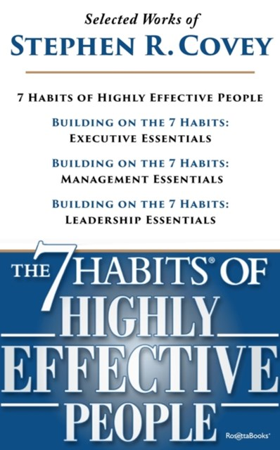 Selected Works of Stephen Covey