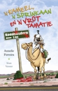 (ebook) 'n Kameel, 'n sprinkaan en 'n vrot tamatie - Children's Fiction