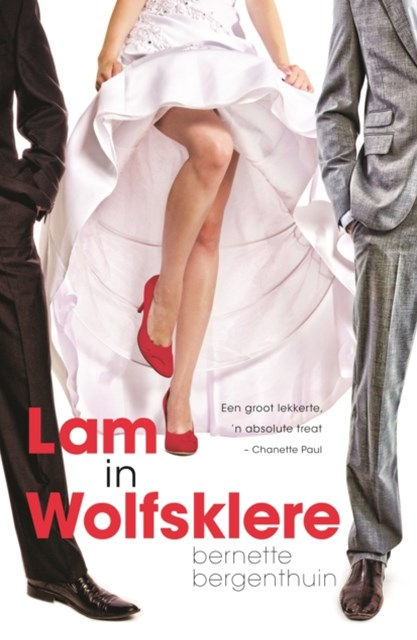(ebook) Lam in wolfsklere