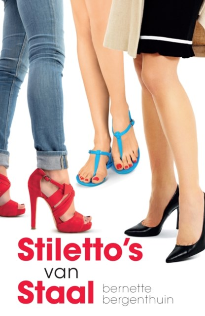 (ebook) Stiletto's van staal