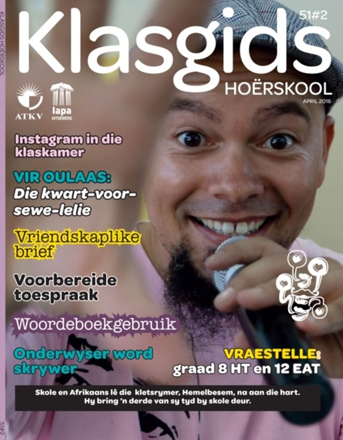 Klasgids April 2016 Hoerskool