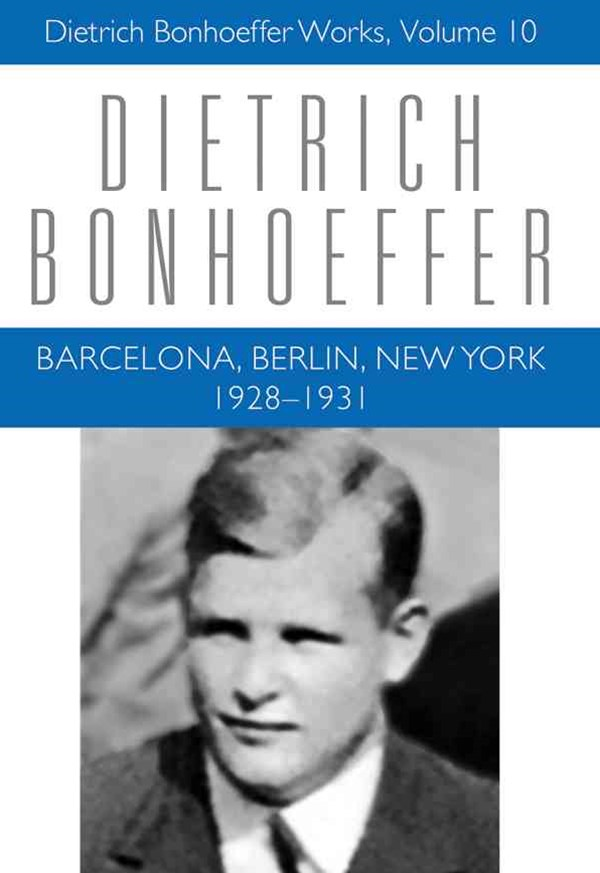 Barcelona, Berlin, New York: 1928-1931