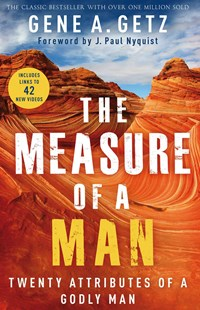 Measure of a Man by Gene A GetzDr, J. Nyquist (9780800722388) - PaperBack - Religion & Spirituality Christianity