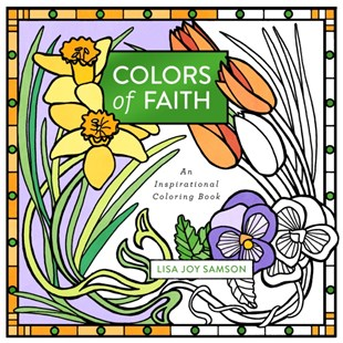 Colors of Faith by Lisa Joy Samson (9780800728953) - PaperBack - Craft & Hobbies Puzzles & Games