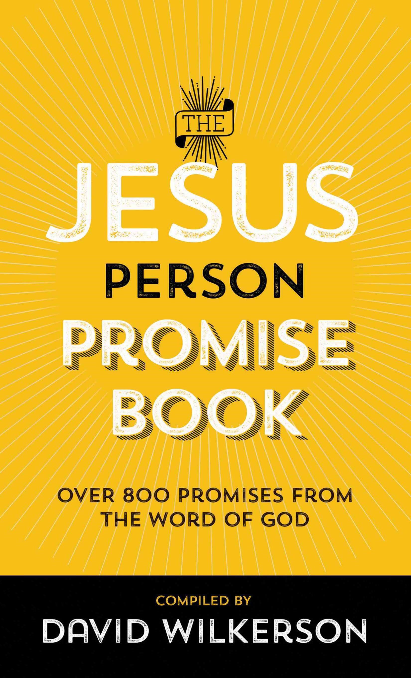 Jesus Person Promise Book, Repackaged Ed.