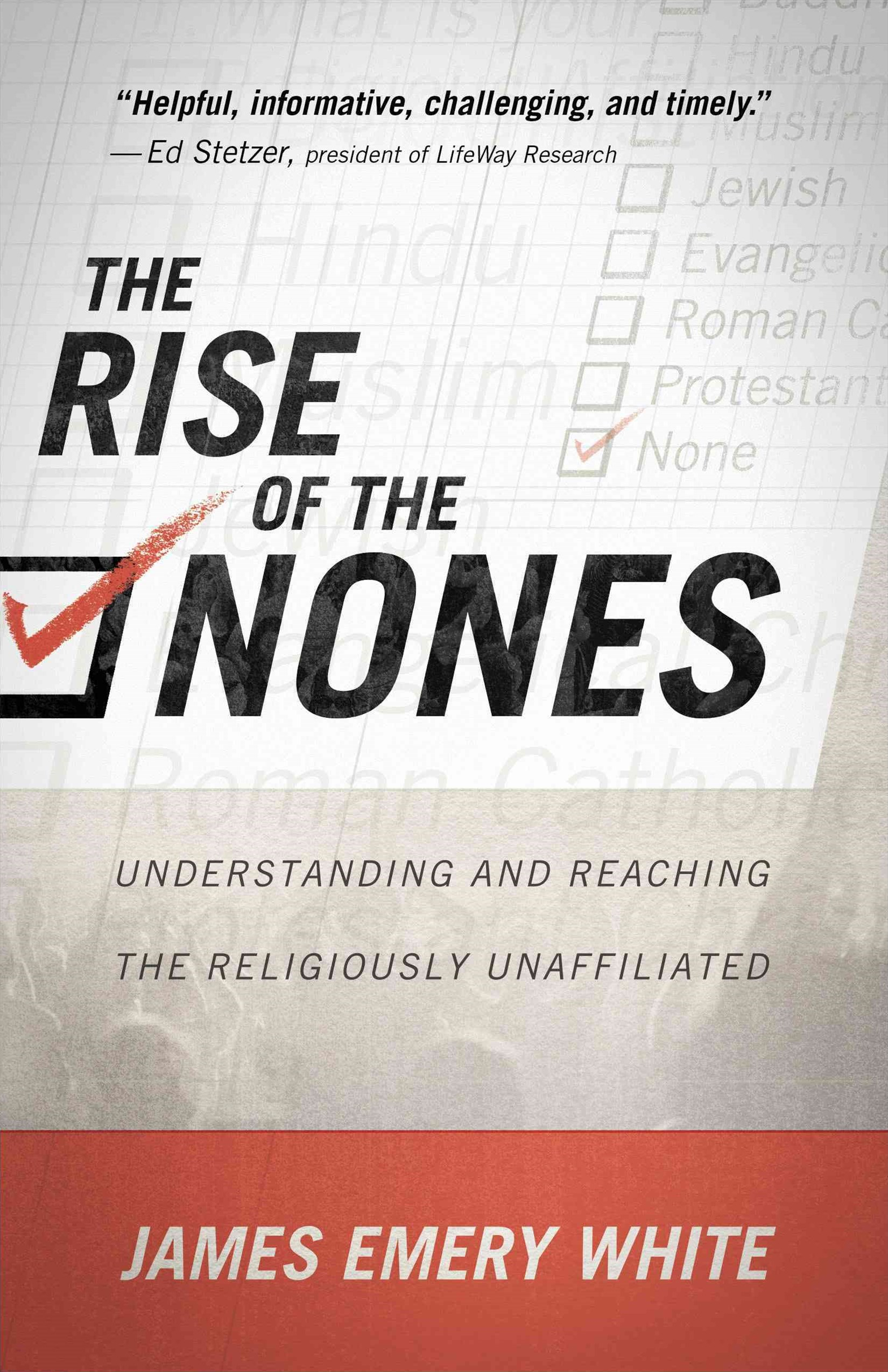 Rise of the Nones