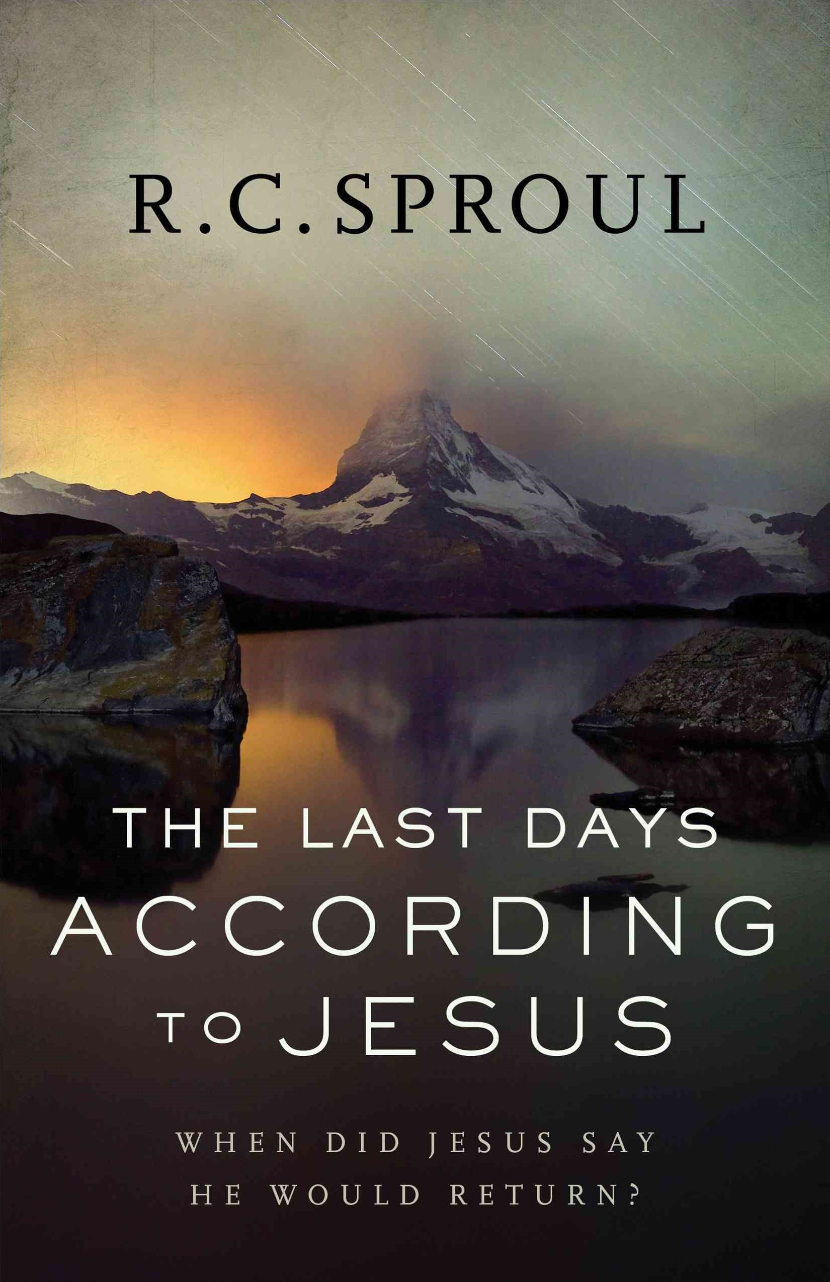 Last Days According to Jesus