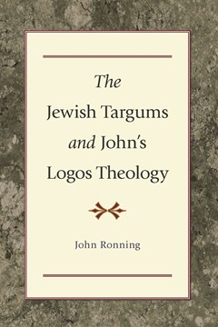 The Jewish Targums and John