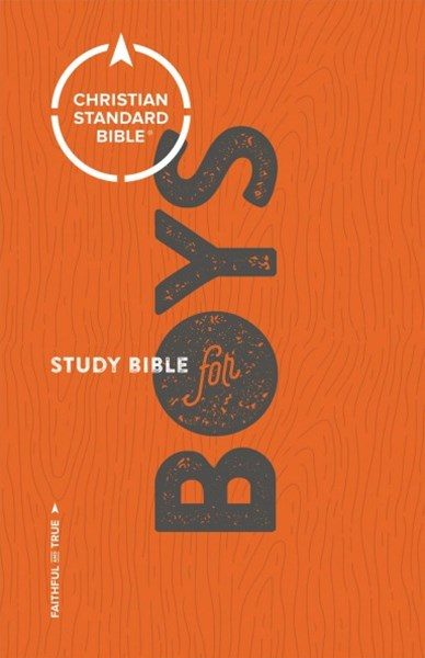 Study Bible for Boys