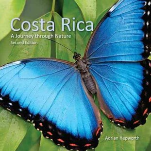 Costa Rica by Adrian Hepworth (9780801453069) - HardCover - Art & Architecture Photography - Pictorial