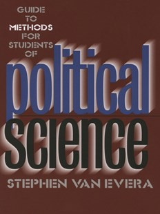 (ebook) Guide to Methods for Students of Political Science - Politics Political Issues