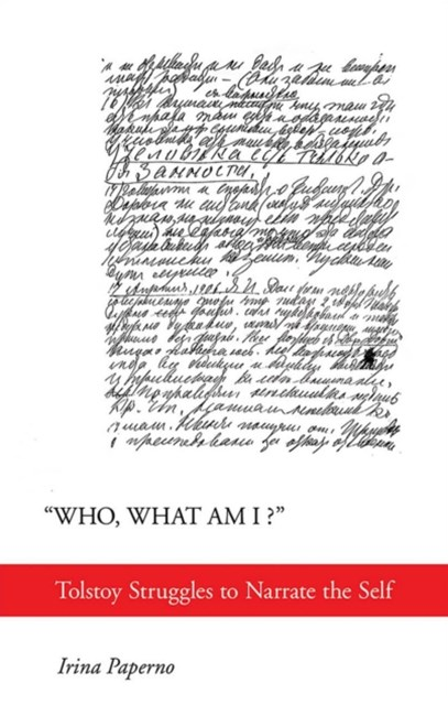 (ebook) &quote;Who, What Am I?&quote;