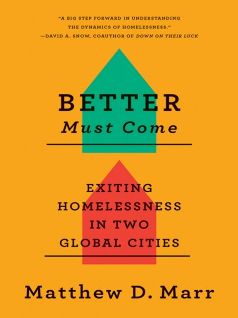(ebook) Better Must Come