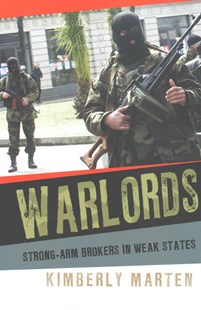 Warlords by Kimberly Marten (9780801456794) - PaperBack - Military