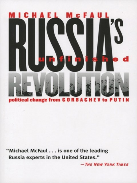 (ebook) Russia's Unfinished Revolution