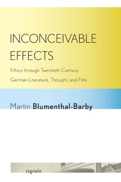 (ebook) Inconceivable Effects