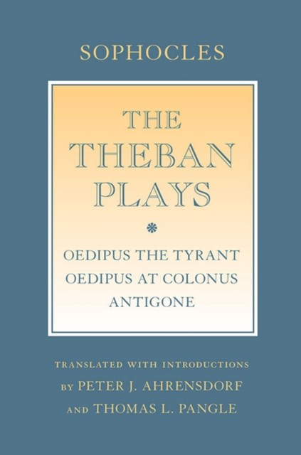(ebook) Theban Plays