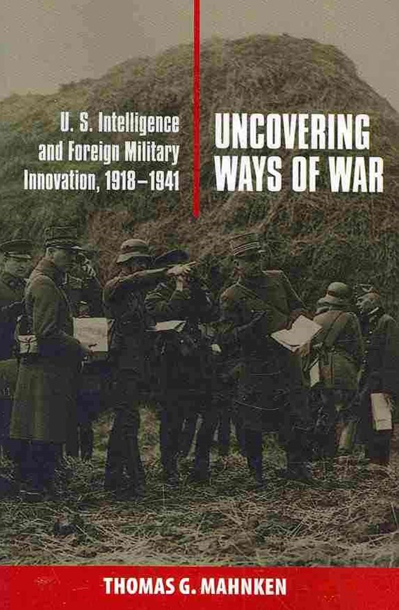 Uncovering Ways of War
