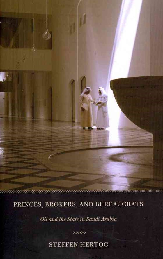 Princes, Brokers, and Bureaucrats