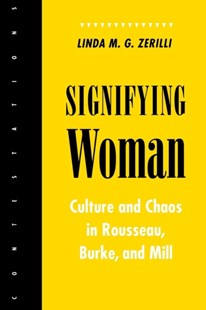 Signifying Woman by Linda M.G. Zerilli (9780801481772) - PaperBack - Philosophy Modern