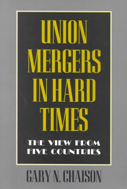 Union Mergers in Hard Times