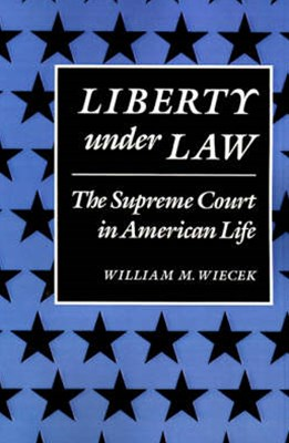 Liberty under Law