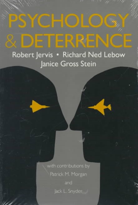 Psychology and Deterrence
