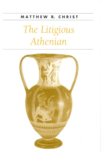 The Litigious Athenian