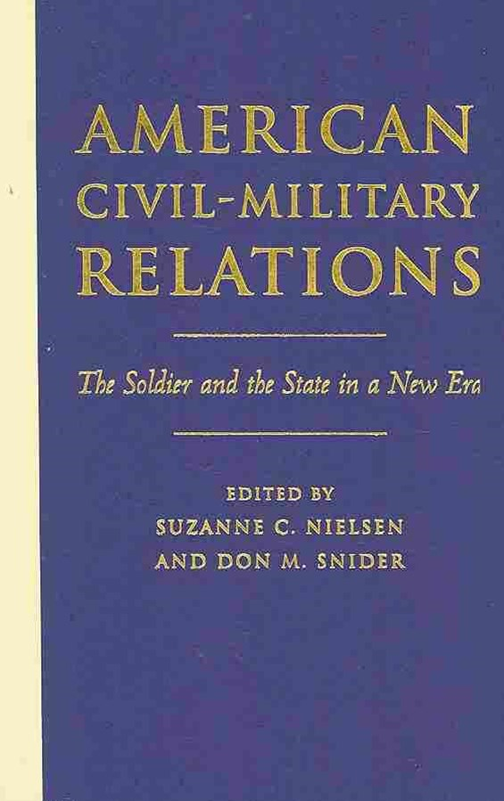American Civil-Military Relations