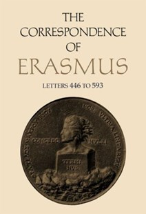 Correspondence of Erasmus by Desiderius Erasmus, James K. McConica, D. F. Thomson (9780802053664) - HardCover - Philosophy Modern