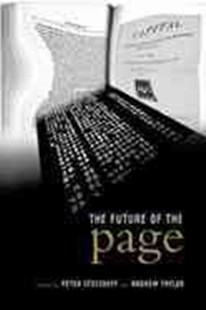 Future of the Page by Peter Stoicheff, Andrew Taylor (9780802085849) - PaperBack - Art & Architecture Art Technique