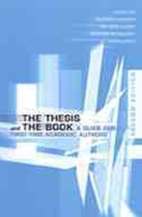 Thesis and the Book by Eleanor Harman, Siobhan McMenemy, Ian Montagnes, Chris Bucci (9780802085887) - PaperBack - Business & Finance Organisation & Operations