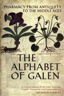 Alphabet of Galen by Nicholas Everett (9780802095503) - PaperBack - Science & Technology