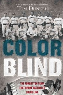 Color Blind by Tom Dunkel (9780802121370) - PaperBack - Biographies General Biographies