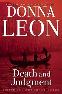 Death and Judgment by Donna Leon (9780802122186) - PaperBack - Crime Mystery & Thriller