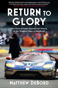Return to Glory by Matthew DeBord (9780802126504) - HardCover - Business & Finance
