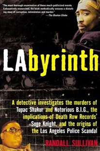 Labyrinth by Randall Sullivan (9780802127426) - PaperBack - Entertainment Music General