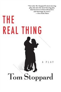 The Real Thing by Tom Stoppard (9780802127440) - PaperBack - Poetry & Drama