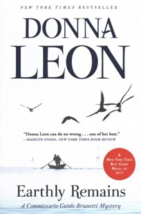 Earthly Remains by Donna Leon (9780802127723) - PaperBack - Crime Mystery & Thriller